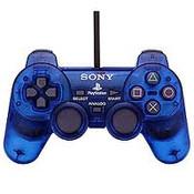 Dual Shock 2 - Original Blue Controller PS2