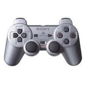 Dual Shock 2 - Original Silver Controller PS2