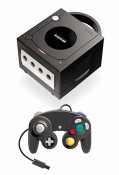 GameCube Black Player Pak