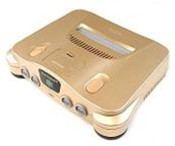 Nintendo 64 Player Pak Gold