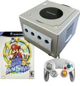 GameCube Platinum Mario Pak