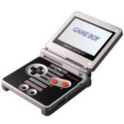 Game Boy Advance SP Classic LE with Charger