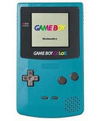 Game Boy Color System Teal