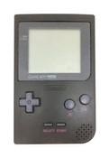 Game Boy Pocket System Black
