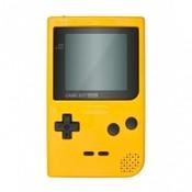 Game Boy Pocket System Yellow