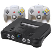 N64 2 Player Pak with Original Controller Option