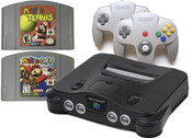 N64 Mario Sports Pak