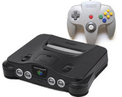 N64 Player Pak with upgrade