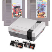 NES Metroid, Mega Man, Castlevania Pak