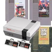 NES Contra, Tyson, Zelda Pak