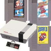 NES Mario 123 Pak Acceptable