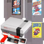 NES Mario 1,2,3 Zapper Pak