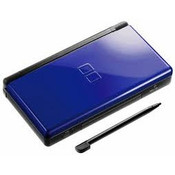Nintendo DS Lite Cobalt Blue with Charger