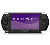 Sony PSP 3000 Handheld System With Charger