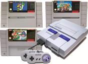 SNES Mario 1,2, Kart Pak