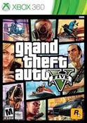 Grand Theft Auto V - Xbox 360 Game