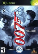 007 Everything or Nothing - Xbox Game