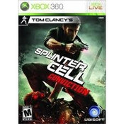 Splinter Cell Conviction - Xbox 360 Game