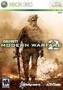 Call Of Duty Modern Warfare 2 - Xbox 360 Game