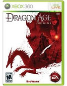 Dragon Age Origins - Xbox 360 Game