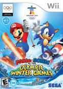 Mario and Sonic at the Olympic Winter Games - Wii Game