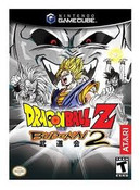 Dragon Ball Z Budokai 2 - GameCube Game