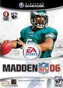 Madden NFL 06 - GameCube Game