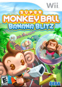 Super Monkey Ball Banana Blitz - Wii Game