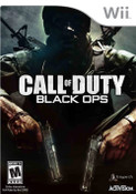 Call of Duty Black Ops - Wii Game