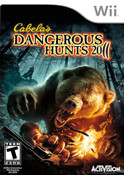 Cabelas Dangerous Hunts 2011 - Wii Game