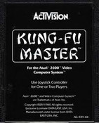 Kung-Fu Master - Atari 2600 Game