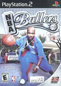 NBA ballers - PS2 Game
