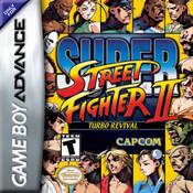 Super Street Fighter II Turbo Revival GBA GameSuper Street Fighter II Turbo Revival - Game Boy Advance