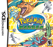 Pokemon Ranger DS GamePokemon Ranger - DS Game