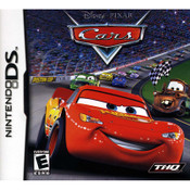 Cars, Disney Pixar - DS Game