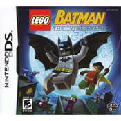 Lego Batman - DS Game