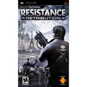 Resistance Retribution - PSP Game
