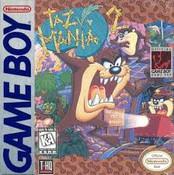 Taz Mania 2 - Game Boy
