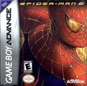 Spider-Man 2 - Game Boy Advance