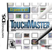 TouchMaster - DS Game