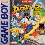 Duck Tales 2 - Game Boy