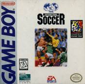 Fifa International Soccer - Game Boy