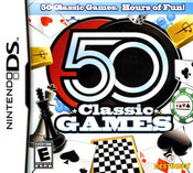 50 Classic Games - DS Game