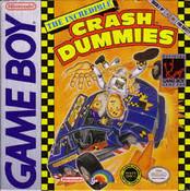 Incredible Crash Dummies - Game Boy