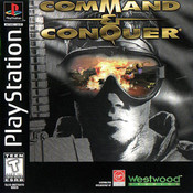 Complete Command & Conquer - PS1 Game