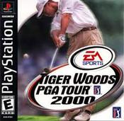 Tiger Woods PGA Tour 2000 - PS1 Game
