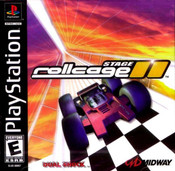 Rollcage Stage 2 - PS1 Game