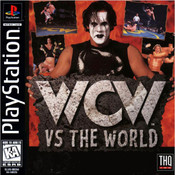 WCW Vs The World - PS1 Game