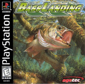 Bass Landing - PS1 Game
