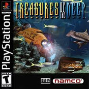 Treasures Of The Deep - PS1 Game